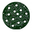 Al base led pcb circuit board